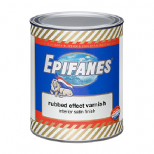 Epifanes Rubbed Effect Interior Satin Varnish